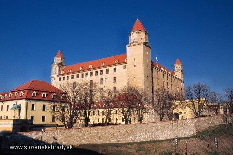 Bratislavsky Hrad Blog Title